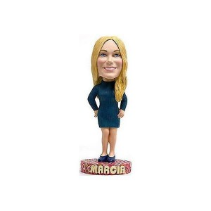 NECA 「THE BRADY BUNCH」 Marcia Brady ヘッドノッカー