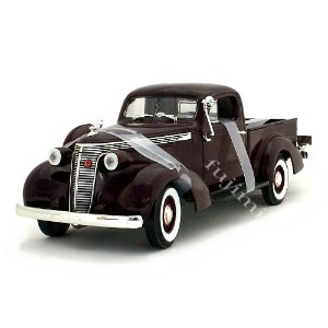1937 STUDEBAKER Coupe Express Pick Up wine 1/18 Road Signature 7315円 【スチュードベーカー クーペ エキスプレス,ピックアップ...