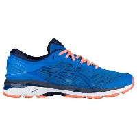 アシックス メンズ スニーカー シューズ Men's ASICS GEL-Kayano 24 Directoire Blue/Peacoat/Hot Orange
