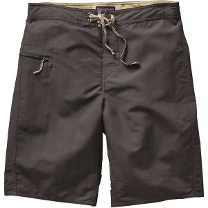 パタゴニア メンズ 水着 水着 Patagonia Men's Solid Wavefarer 21 IN Board Short Forge Grey