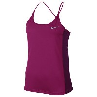 ナイキ レディース フィットネス スポーツ Women's Nike Dri-FIT Miler Tank Sport Fuchsia/True Berry