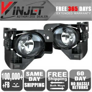 Nissan Maxima フォグライト For 09-14 Nissan Maxima 4Dr 4Door Front Running Clear Fog Light Wiring Kit...