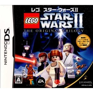 【中古】[NDS]レゴ スター・ウォーズII THE ORIGINAL TRILOGY(LEGO® Star Wars 2: The Original Trilogy)(20061102)