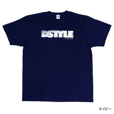 DSTYLE SPEEED LOGO Tシャツ M ネイビー(東日本店)