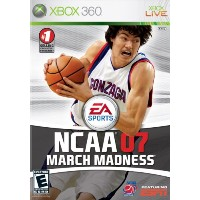 【Ncaa March Madness 07 / Game】 b000lxnjpe