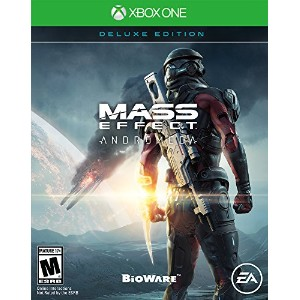 【送料無料】【Mass Effect Andromeda - Deluxe Edition (輸入版:北米)】 b01n3nnpab
