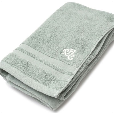 ロンハーマン RHC Ron Herman STORE LOGO BATH TOWEL バスタオル GREEN 290004410015x【新品】