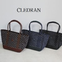 【クーポン対象外】 CLEDRAN (クレドラン)NATAL SERIESTOTE 3colormade in Japan cl-2093