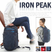 THE NORTH FACE IRON PEAK BACKPACK ザ・ノースフェイス リュックサック アイアンピーク