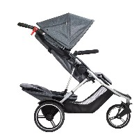 phil&teds Dash buggyGrey Marlフィルアンドテッズ ダッシュグレー