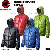 MAMMUT(マムート)【Atlas Hooded Down Men/1010-13722】
