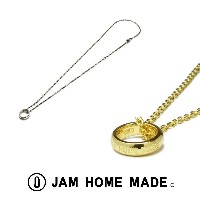 JAM HOME MADE(ジャムホームメイド)ROUND DIAMOND NECKLACE TYPE2 -SILVER- -GOLD- ネックレス【ラッピング無料】【送料無料】