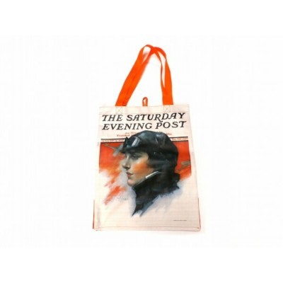 Lady Pilot Tote Bag