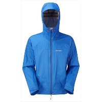 Montane Featherlite Shell Jacket モンテイン フェザーライト シェルジャケット(夏15) Electric Blue Large