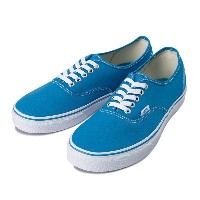【VANS】 ヴァンズ AUTHENTIC オーセンティック VN0A38EMMON 17SP (CVS)C.BLUE