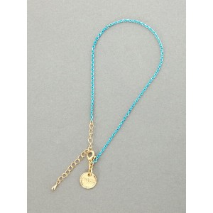 DOUBLE STEAL NEON Chain Anklet ダブルスティール
