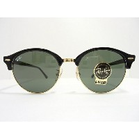 Ray-Ban(レイバン) サングラス RB4246F col.901 53mm CLUBROUND  国内正規品 保証書付 メンズ レディース Ray-Ban レイバン UV 紫外線対策...