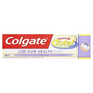 Colgate Total Pro Gum Health Toothpaste 75ml by Colgate - palmolive