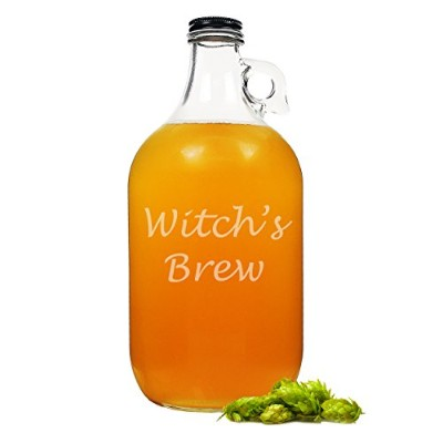 Cathys概念Witched Brew Beer Growler クリア Blank