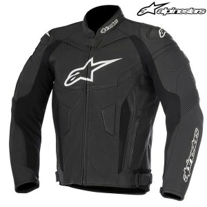 alpinestars GP PLUS R LEATHER JACKET 3100517 レザージャケット (BLACK)