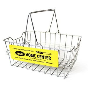 CULTURE MART ワイヤーバスケット WIRE BASKET / HOME CENTER 101197-2
