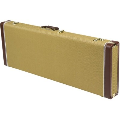 Fender Pro Series Stratocaster/Telecaster Case Tweed エレキギター用ハードケース