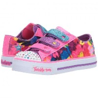 スケッチャーズキッズ ライト SKECHERS KIDS Shuffles 10846L Lights (Little Kid/Big Kid)