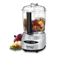 Cuisinart DLC-4CHB Mini-Prep Plus 4-Cup Food Processor [並行輸入品]