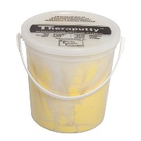 CanDo? Antimicrobial Theraputty? Exercise Material - 5 lb - Yellow - X-soft