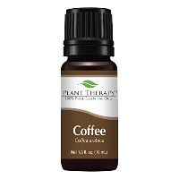 Coffee Essential Oil. 10 ml (1/3 oz). 100% Pure, Undiluted, Therapeutic Grade. by Plant Therapy...