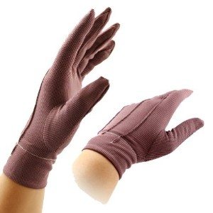 Power Ionics 1pair(2pcs) Far Infrared Ray Magnetic Fiber Breathable Arthritis Gloves Blood...