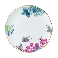 """Wedgwood Butterfly Bloom 8""""サラダプレート"""