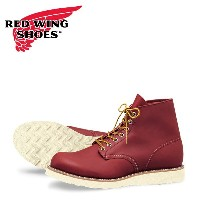 """【RED WING JAPAN正規取扱店】レッドウィング 8166 Classic Work / 6"""" Round-toe クラシックワーク オロラセット"""