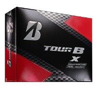 Bridgestone TOUR B X Golf Ball【ゴルフ ボール】
