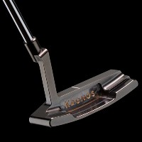 Kronos Golf Touch Top Line Refined PVD Carbon Putter【ゴルフ ゴルフクラブ>パター】