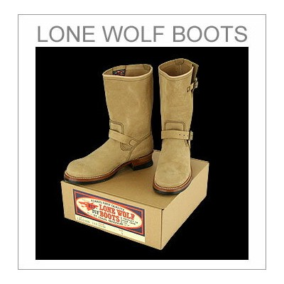 ■ LONE WOLF LW00300 BOOTS