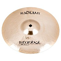 """Istanbul Mehmet Cymbals Modern Series Radiant Bell Effect Cymbals R-BL (12"""")"""