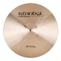 Istanbul Mehmet Cymbals Traditional Series RM19 19-Inch Medium Ride Cymbals
