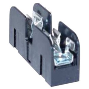 Mersen 60305R Class R Spring Reinforced Fuse Block with Box Connector, 600V, #2-14 Wire Range, 30...