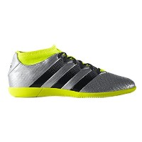 adidas MEN'S SOCCER ACE 16.3 PRIMEMESH INDOOR SHOES(Silver/Yellow)/ サッカーシューズ ACE 16.3 PRIMEMESH...