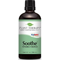 Plant Therapy Soothe (Anti Eczema) Synergy Essential Oil Blend. 100 ml (1 oz). 100% Pure, Undiluted...