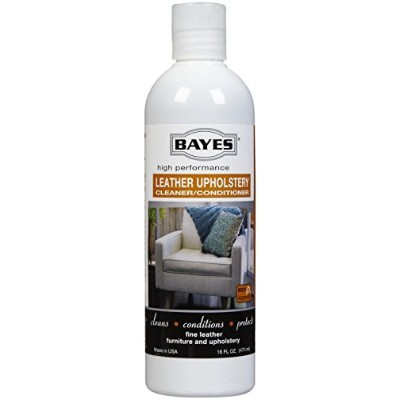 Bayes Leather Cleaner & Conditioner - 16 oz by Bayes