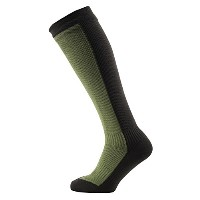 SealSkinz(シールスキンズ) Hiking Mid Knee GD L 111161708-333 Golden Moss/Dark Olive L