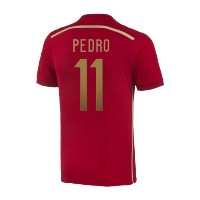 Adidas Pedro #11 Spain Home Jersey World Cup 2014 (XL)