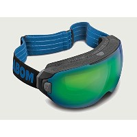 ABOM ONE GOGGLE / エーボム ワン ゴーグル 17-18 【 Flash Green Mirror - Asian Fit 】
