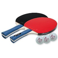 Killerspin JETSET 2 Table Tennis Paddle Set with Balls [並行輸入品]