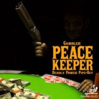Gambler Peace Keeper ( MP ) Table Tennisラバー