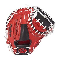 Rawlings(ローリングス)軟式グラブ HOHカラーシンクパッチ Japan Limited GR7FHHS2AC RD×Bレッド×ブラック LH