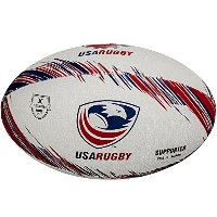 Gilbert USA Supporter Rugby Ball Size 5