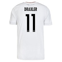 adidas DRAXLER #11 Germany Home Men's Soccer Jersey FIFA Confederations Cup 2017/サッカーユニフォーム ドイツ...